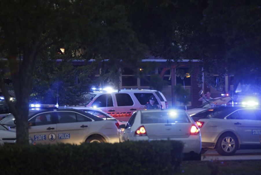 US police identify Virginia Beach shooter as city employee