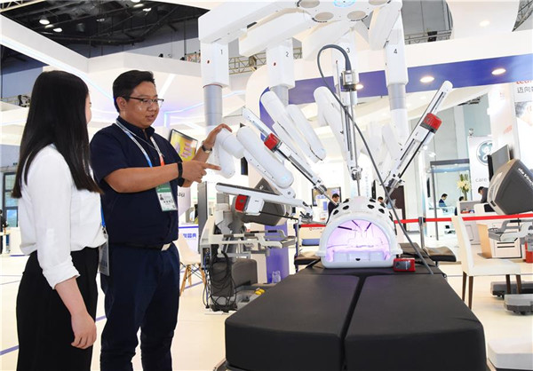 World's factory looks to non-manufacturing for leapfrog development