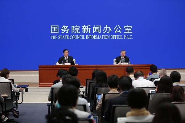 China will not give ground on issues of principle: white paper