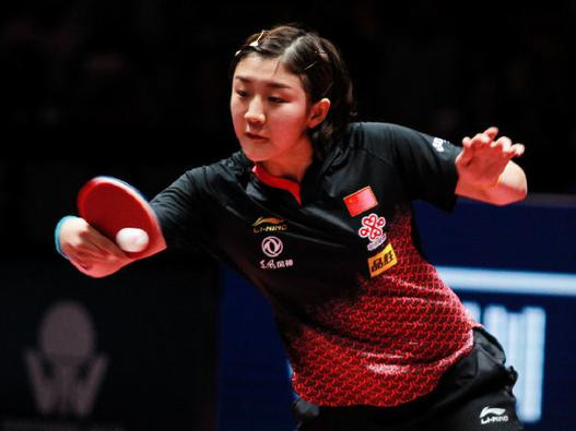 Chen, Wang set for all-Chinese final at China Open