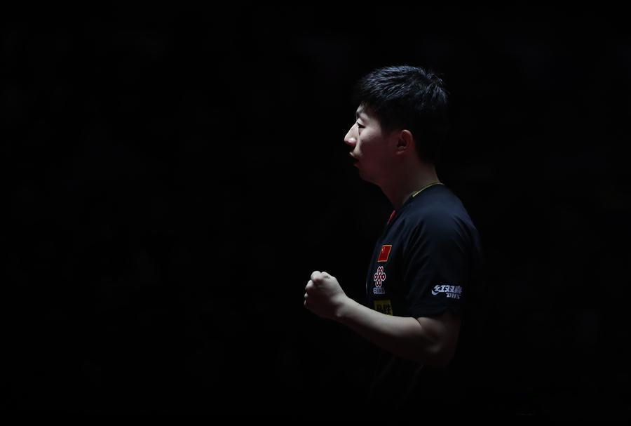 ITTF World Tour Platinum China Open men's singles semifinal: Ma Long beats Harimoto 4-1