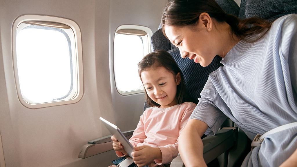 Chinese children travel more
