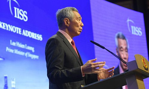 Lee Hsien Loong speech earns plaudits