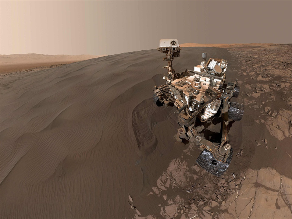NASA's Mars 2020 rover to have high definition eyes