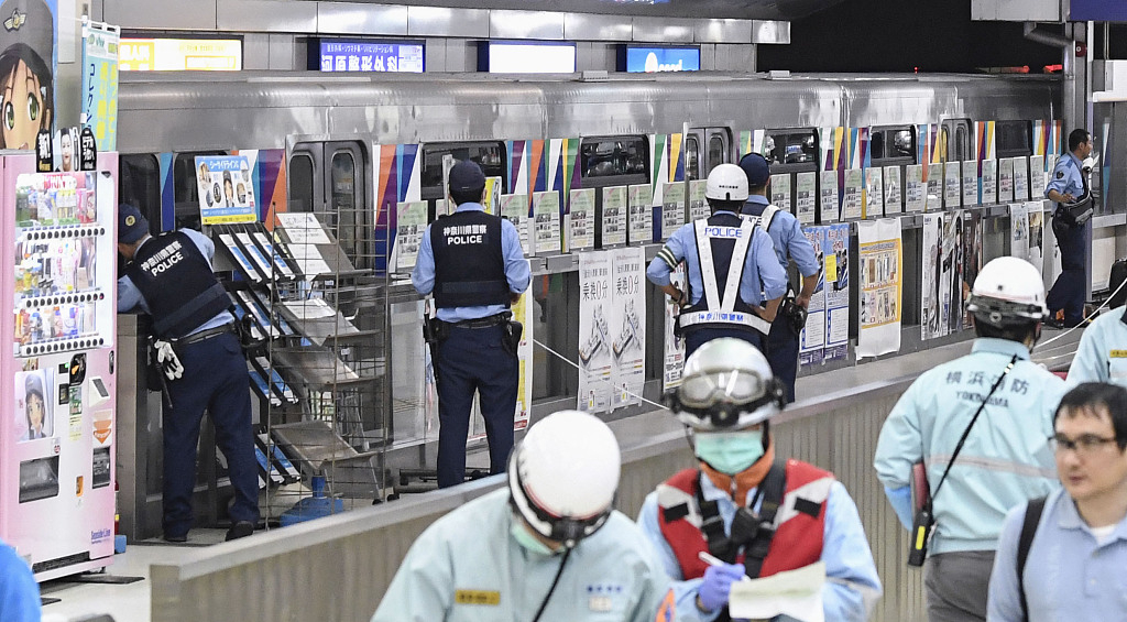 14 injured after Japan driverless train goes wrong way