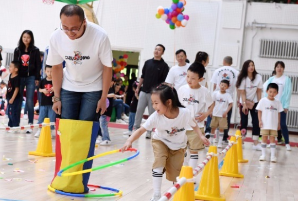 China sees growing parent-child tourism