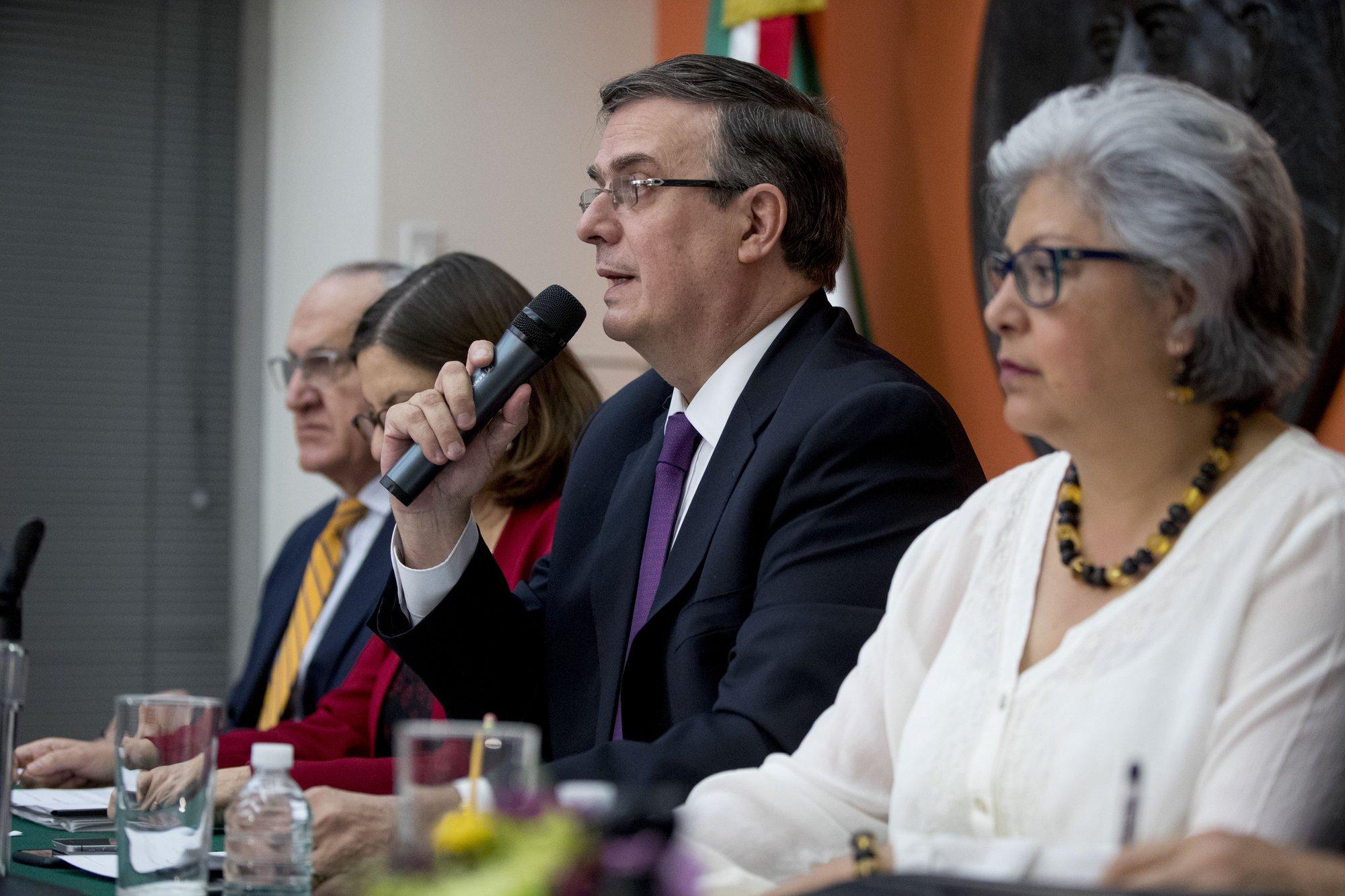 US, Mexico officials to begin talks over tariffs, border