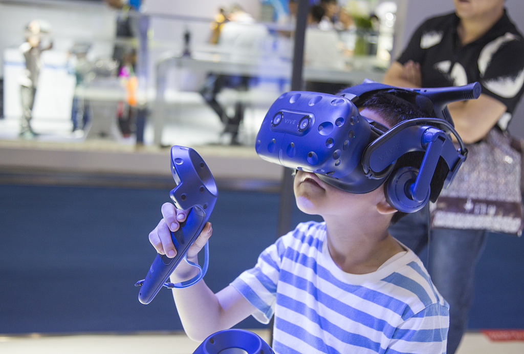 High technology promoting immersive sporting experience in China