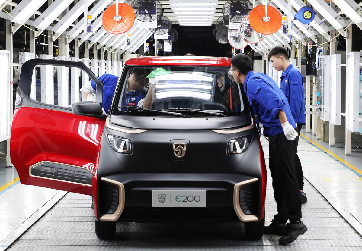 New energy vehicles to see renewed sales impetus in China