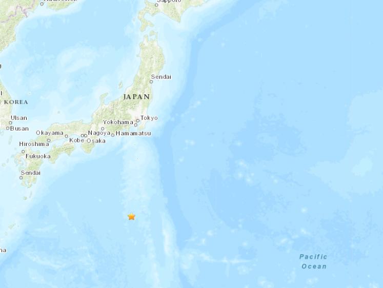 6.3 magnitude quake hits Izu Islands, Japan