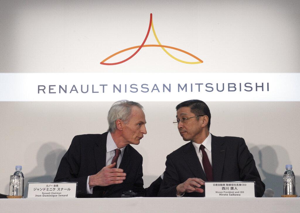 Nissan odd man out in partner Renault's FCA merger decision