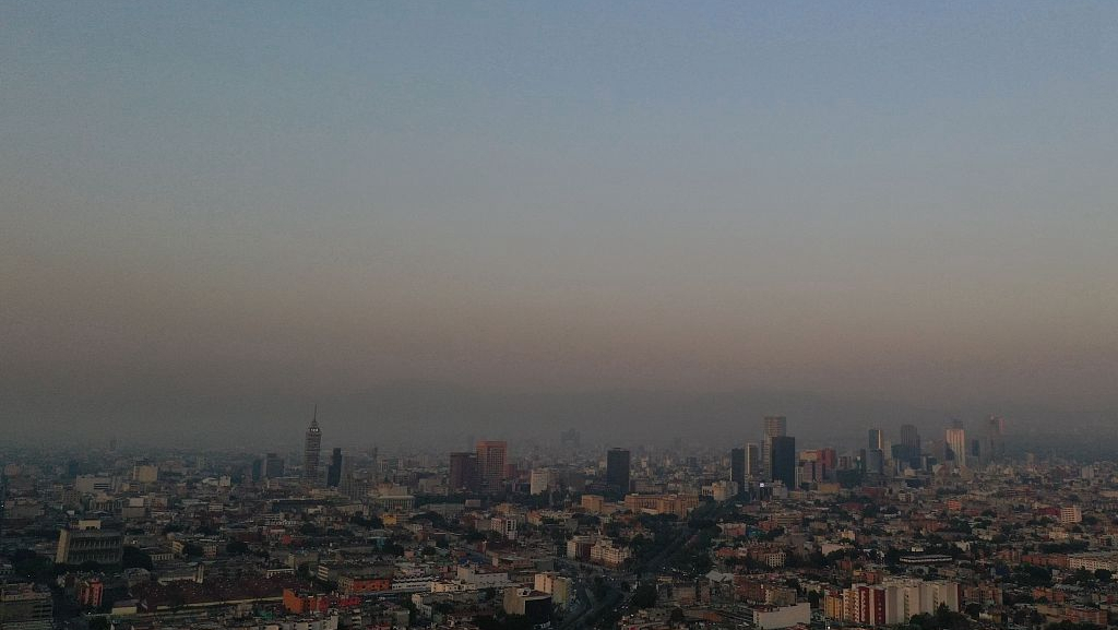 UN lauds China's effort to reduce air pollution