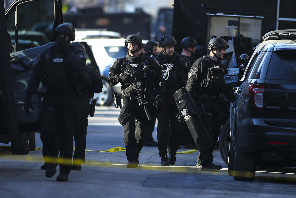 Shooting kills one in US city of Boston