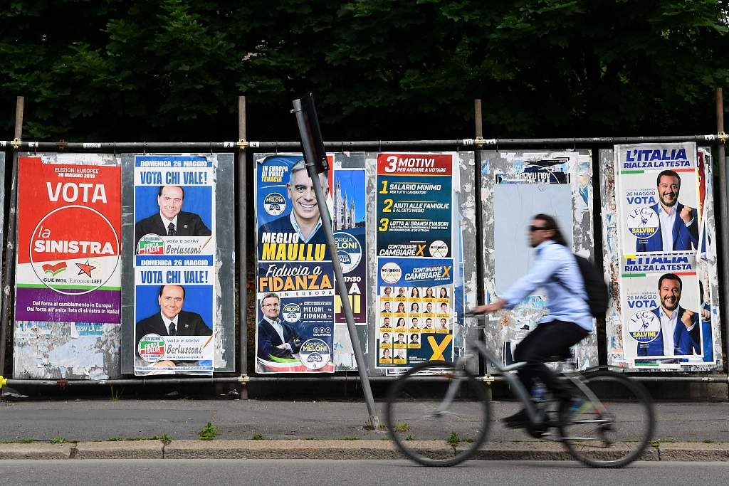 EP elections send shock waves across Europe