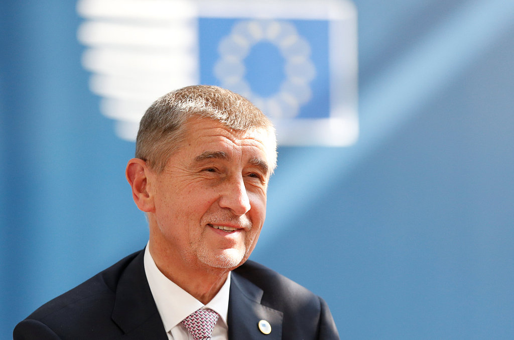Czech protesters demand PM Babis's fall over investigation, business ties