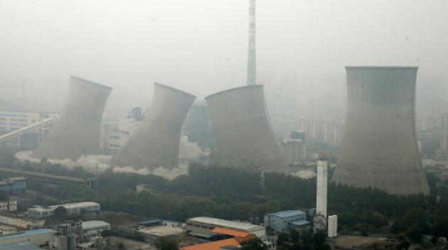 Global carbon dioxide level soars to record high