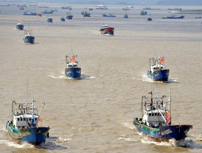 China, Russia conclude joint inspection to fight illegal fishing