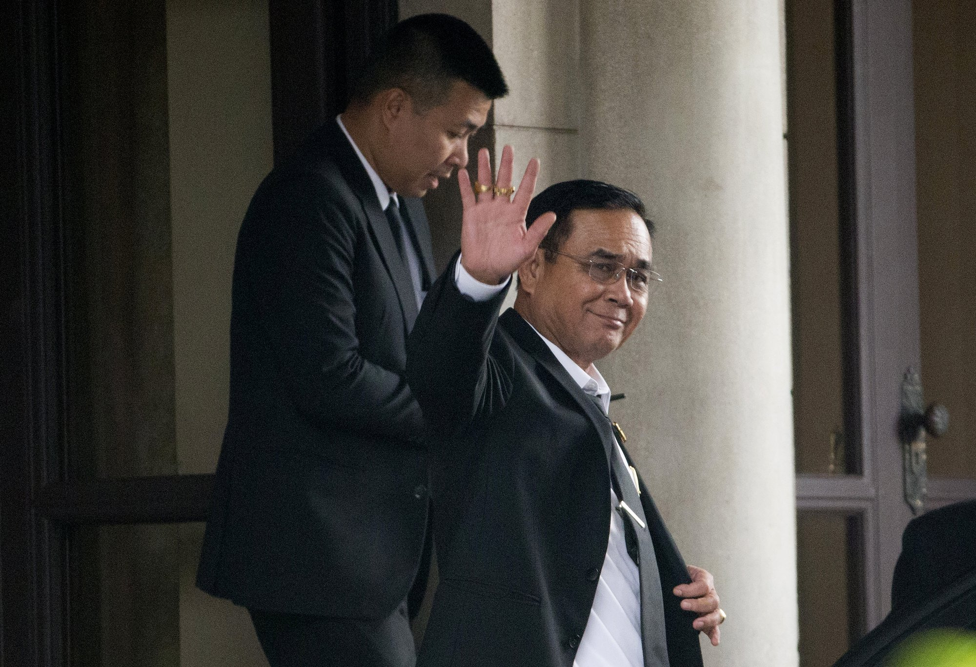 Prayut Chan-o-cha elected as new prime minister of Thailand