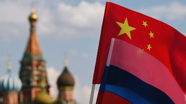 In witness of the Golden Age of Sino-Russian relations