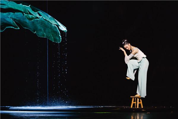 Chinese folk legend Liu Sanjie gets modern dance makeover