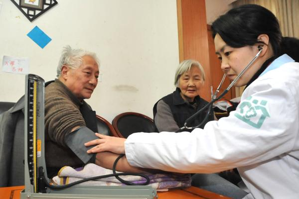China dedicated to medical, healthcare system reform