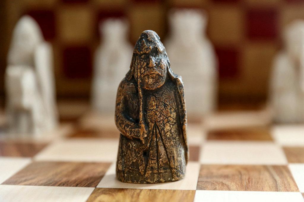Lost medieval chess piece worth $1.3 million found in drawer