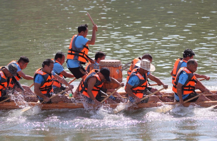 Inner Mongolia to host dragon boat race at Yellow River wetland park