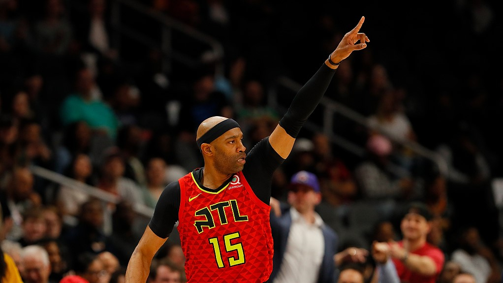 Vince Carter to retire after record 22nd NBA season next year