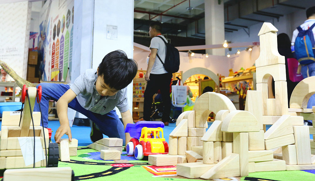 China's growing toy market attracts foreign companies