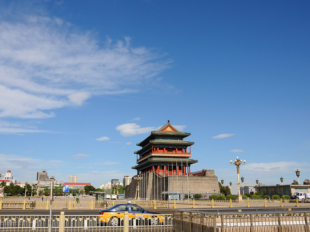 Beijing's PM2.5 concentration drops 43 pct in 6 years