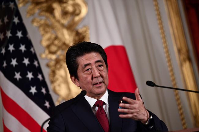 Abe becomes Japan's 3rd equal-longest-serving prime minister