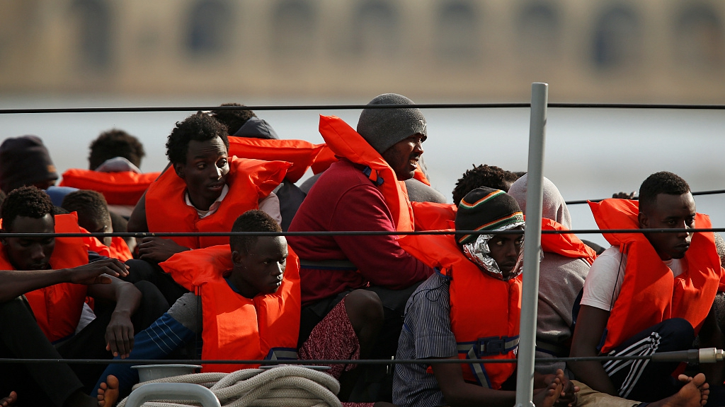 Malta saves over 370 migrants at sea