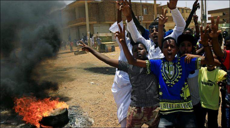 AU suspends Sudan until civilian-led authority established