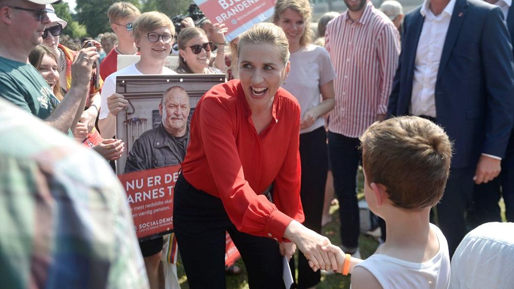 Danish center-left opposition wins election on welfare pledges