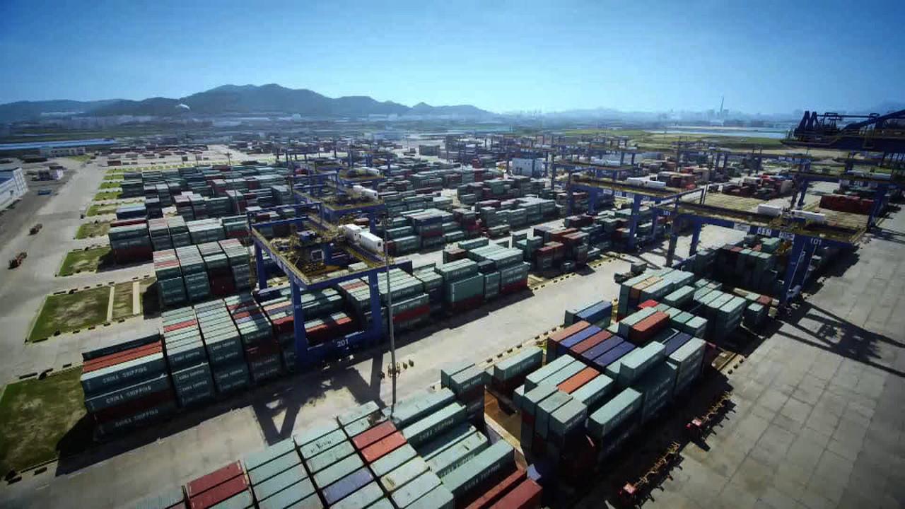 NE China's largest port still sees profit growth amid trade war