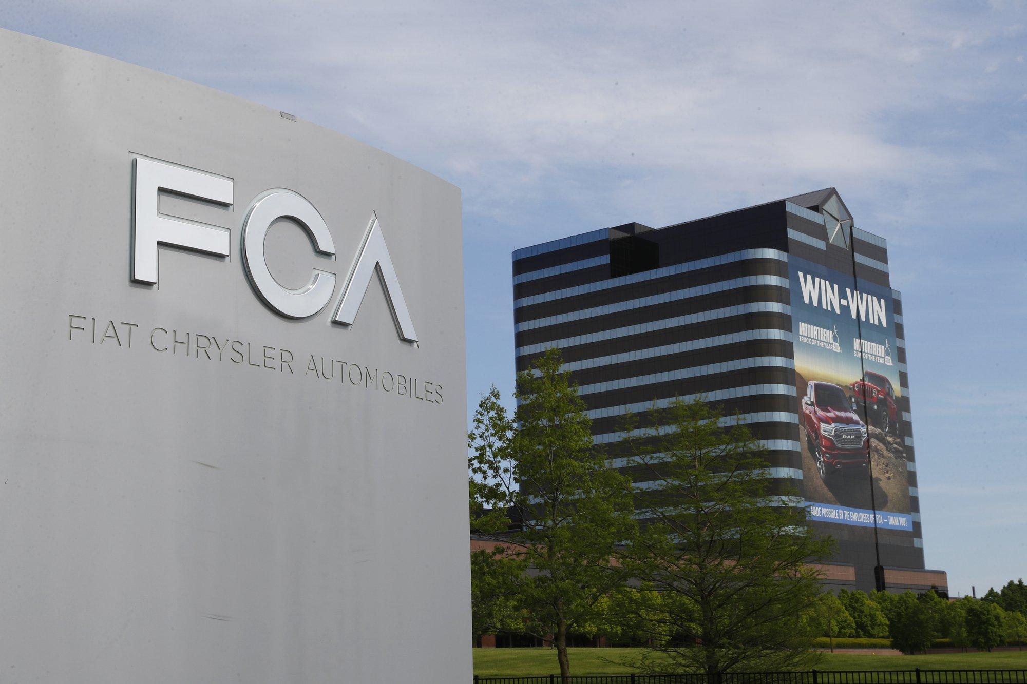 Fiat Chrysler slams brakes on Renault merger offer