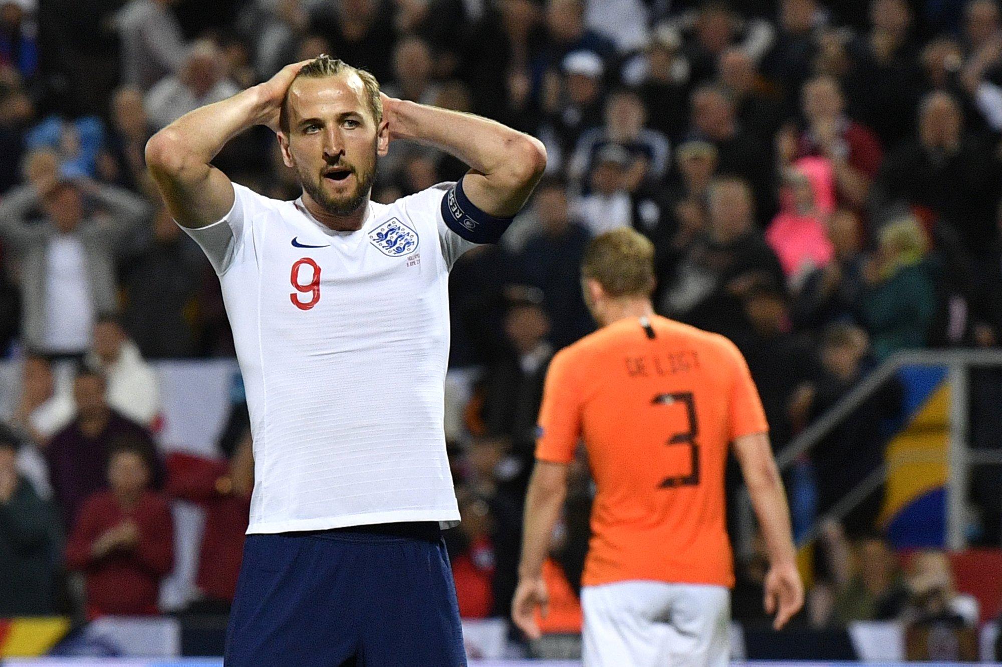 Netherlands beats England 3-1 to reach Nations League final