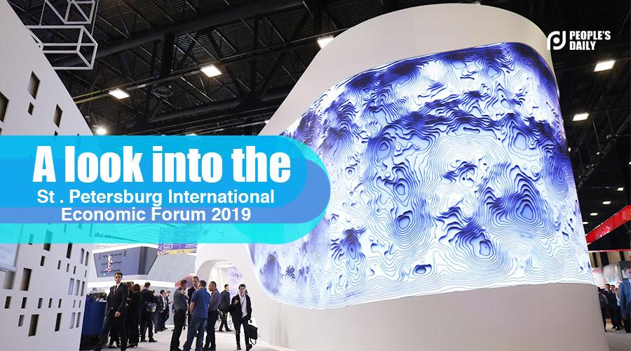 A look into the St. Petersburg International Economic Forum 2019