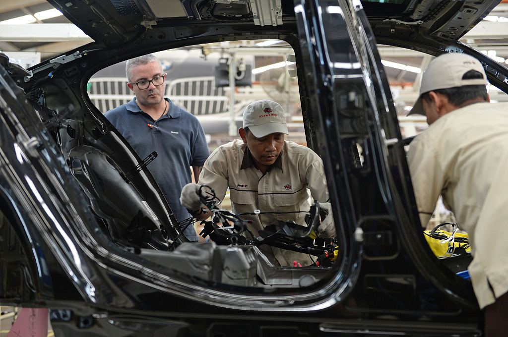 BMW Group opens new plant in Mexico