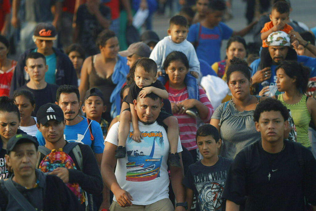 US-Mexico talks continue, Trump says more progress needed