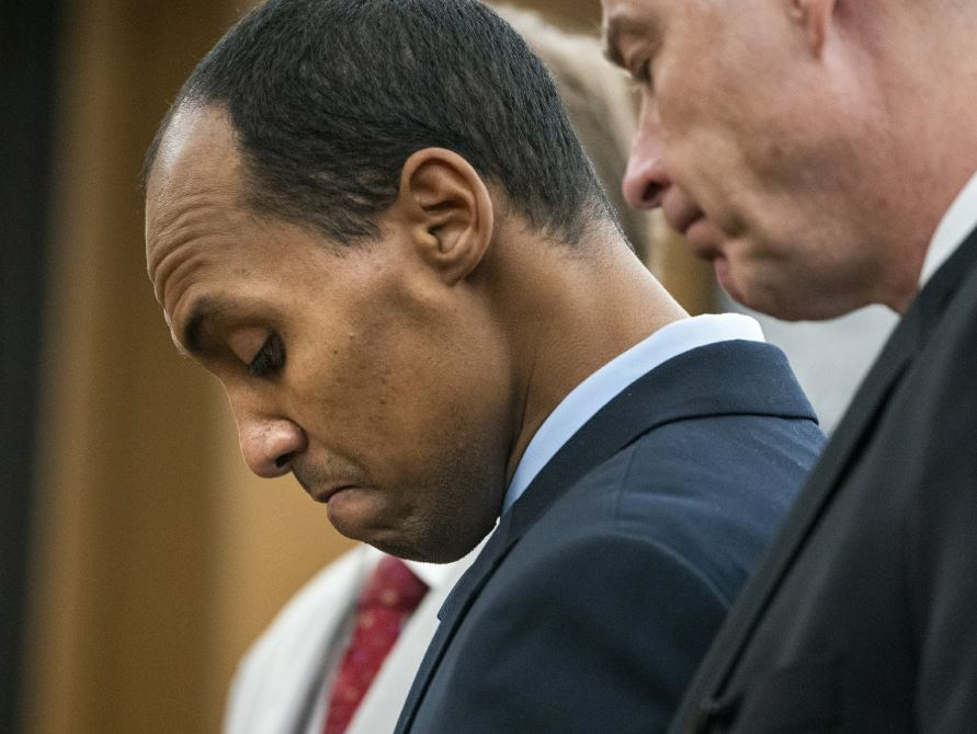 Cop who shot 911 caller gets 12½ years; apologizes in court