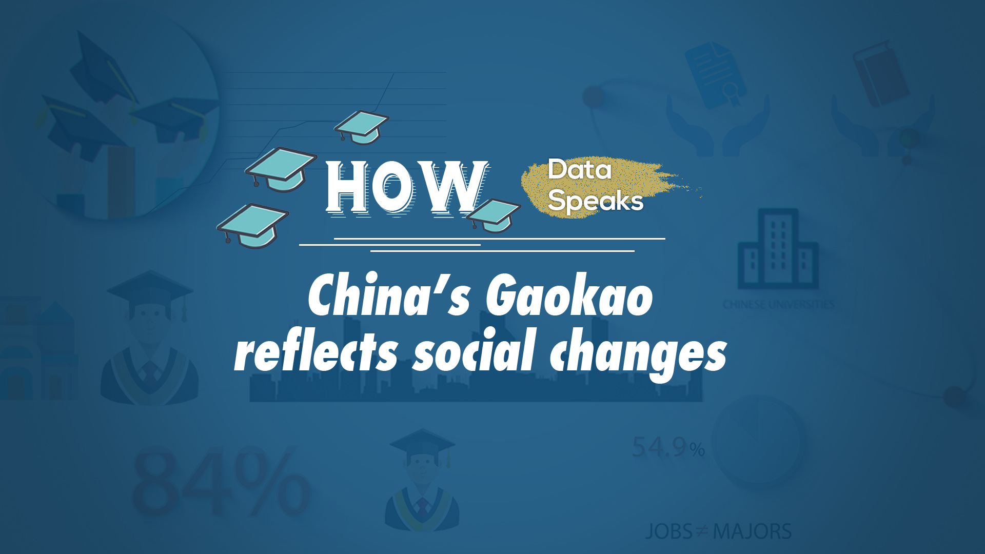 How China's Gaokao reflects social changes