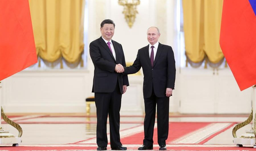 Xi, Putin lead bilateral ties into new era