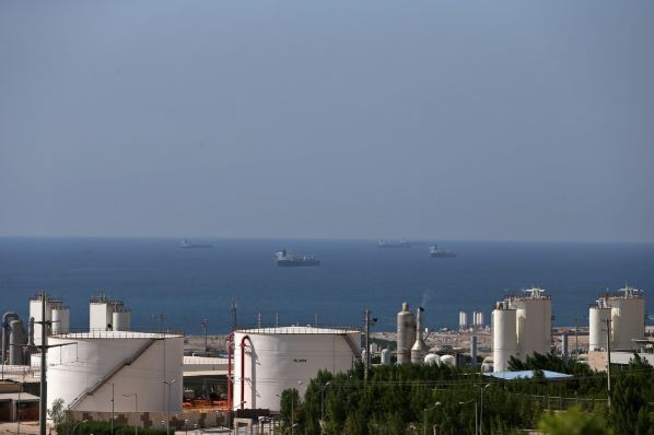 US slaps new sanctions on Iran