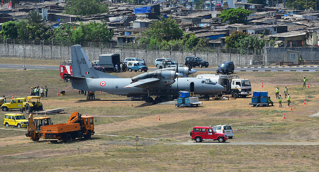 Search operation enters 6th day but still no trace of missing Indian Air Force plane