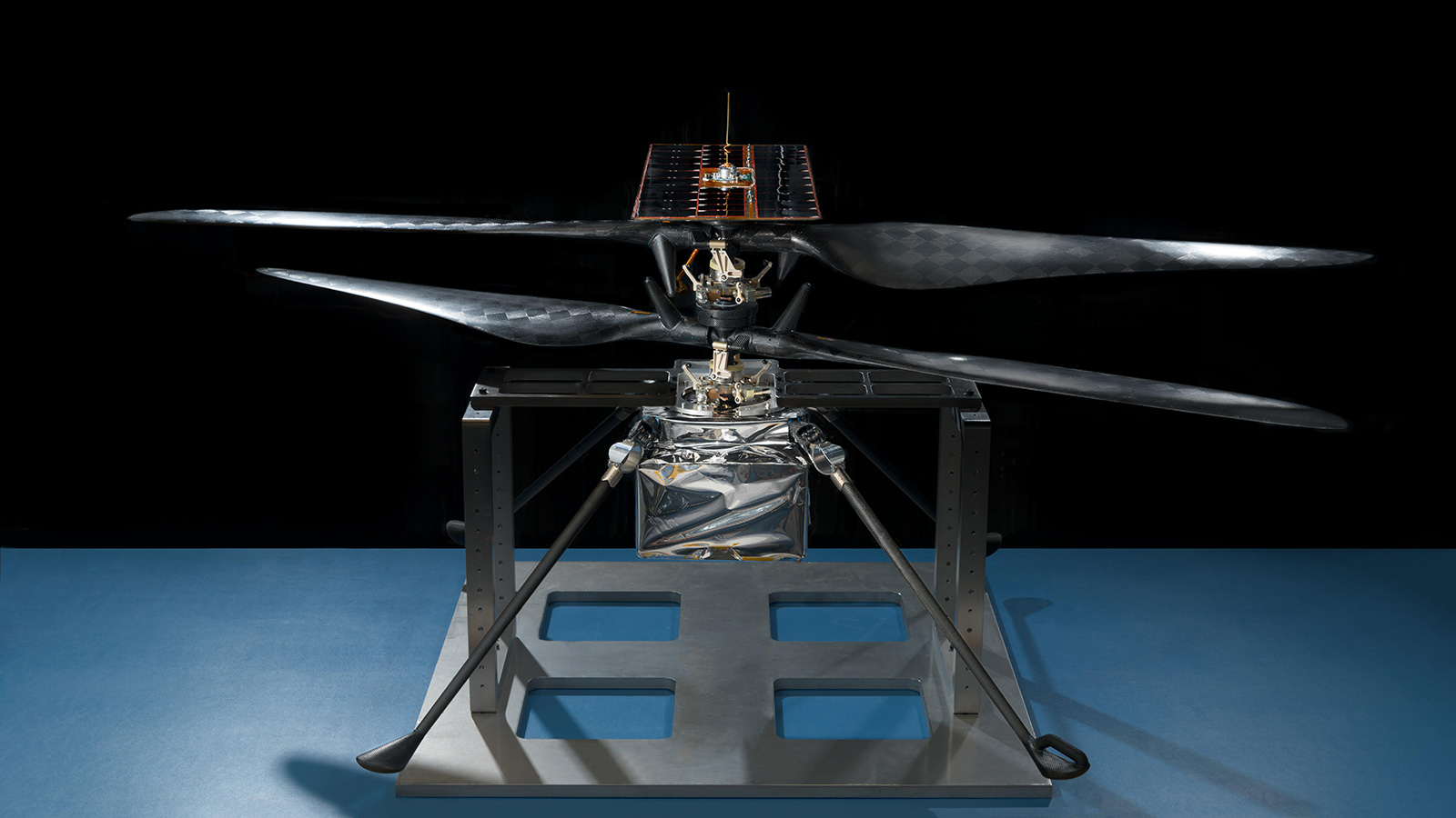 NASA's Mars Helicopter passes key tests