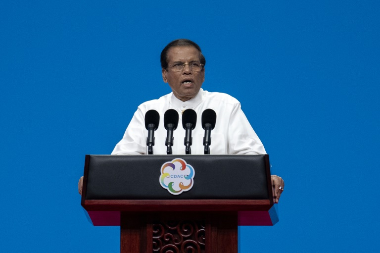 Sri Lanka president sacks intelligence chief over Easter attacks probe