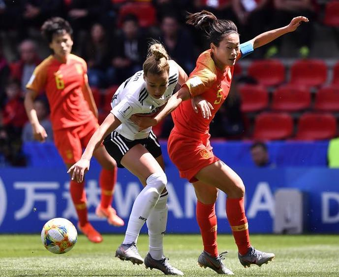 Germany nip 1-0 win over China to open Women's World Cup campaign