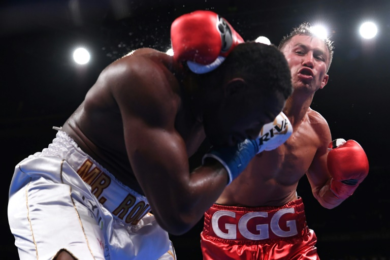 Golovkin brutally knocks out Rolls, calls for third Canelo fight