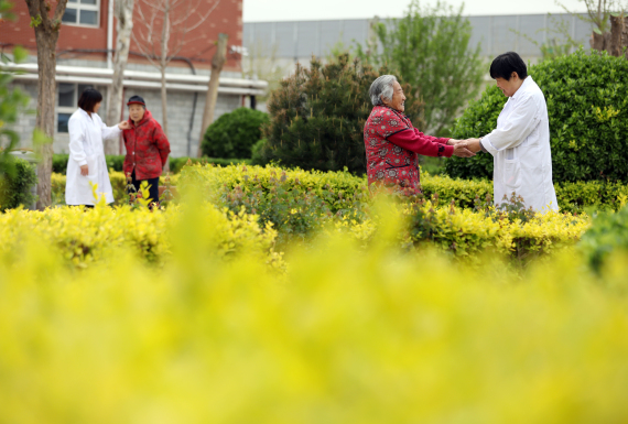 China launches elderly health advocacy week